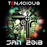 Tenacious MixTape (EP1)