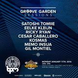 Gil Montiel B2B Memo Insua - live at Groove Garden, Wah Wah Beach Bar (The BPM 2016, Mexico) - 11-