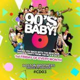 90s Baby Mix - CD03 (Multi Genre)