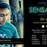 Sensations Radio Show with DJ A.Sen - Episode 1 (Global Show Premiere)