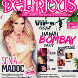 Delirious Special Set - Hawai Bombay Party (Promo) @Disco Vip's Calafell-Mixed by Dj Enka & Lollipop
