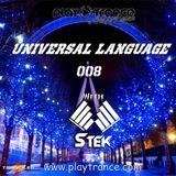 Universal Language 008
