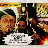 "DELIFEST 79# Puntata 2 Parte 13-04-17 Aspettando il ""DEVASTATIONDAY"" Special Guest Deva & DJ Bakko"