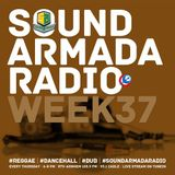 Sound Armada Reggae Dancehall Radio | Week 37 - 2017