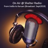 On Air @ Shelter Radio Greece (From Indila to Karuan): A mix by Than.K
