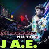 Hiphop x Moombahton  mixtape # DJ A.E.