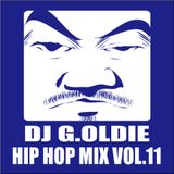 DJ G.Oldie HIP HOP MIX VOL.11