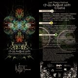 Seal Phüric & S-Virus 4 Hands Set @ Lost Theory Festival (Croatie 2011)