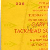 Tackhead Sound System OTW Xmas Party 1988-12-06