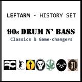 Leftarm - Drum n Bass Classics & Game-changers Set: 1993-97 (taken from AfterDarkRadio mix 23/11/17)