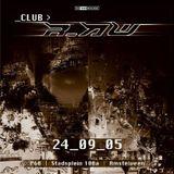 Manu Le Malin @ Club r_AW (24-09-2005)
