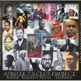 Afro J.E.T.S Club Project Podcast