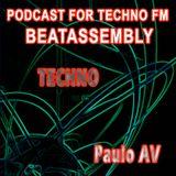 Podcast For Techno FM - Beatassembly