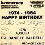 BOOMERANG - Baldelli, Remember BAIA  20-4-1984