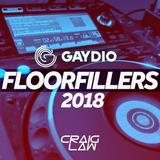 Gaydio Floorfillers 2018