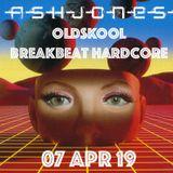 OldSkool Breakbeat Hardcore - 07 Apr 19