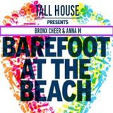 Bronx Cheer & Anna M Live from Barefoot at The Beach Newquay