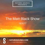 The Matt Black show (September)