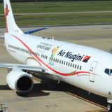 Safety standards of PNG's national airline questioned
