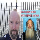 The  R Rubin Show  with Bernie Arthur