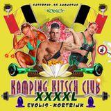 Bolle & Quincy vs Youri Parker & DJ HS at Kamping Kitsch Club (Kortrijk - Belgium) - 25 August 2018