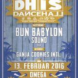 DHIS 02-2016 #1 Bun Babylon Sound Warmup