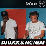 DJ Luck & MC Neat - GetDarker Podcast 215
