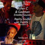 Dublife - 23rd July 2019 spec guest Entebbe Sound & Reality Souljah