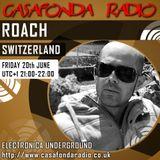ROACH // SWITZERLAND // DROPOUT RECORDS SHOWCASE 20-06-2014 21:00