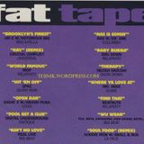 The Source Magazine Fat Tape August 1996 (Don't Curse)