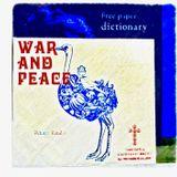 moichi kuwahara Pirate Radio WAR AND PEACE  402 1103