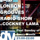 Cockney Lama@East London Grooves/DeepVibes Radio London 8/09/2012