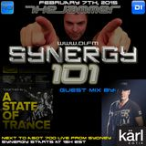 The Jammer - Synergy 2015 Podcast 02 Feat. Karl K-Otik [EPISODE 102]