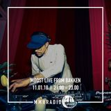DJ MOQST LIVE FROM BAKKEN 11-01-2018