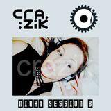 Crazik - Night Session 008 on EnSonic.fm - April 2008