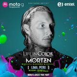 MORTEN @ Life In Color Lima (2015.12.05)