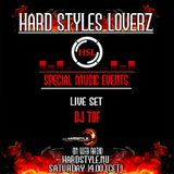 DJ Tof - Hard Styles Loverz - 14.00 - 15.00 - Saturday 14 January 2012