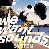 Wewantsounds System #13 10-16-2018
