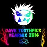 Dave Toothpick Yearmix 2014