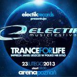 Skytech - Live @ Electik Music Festival 2013, Pozan, Poland (26.02.2013)