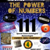 1/11/17 - The Power Of Numbers