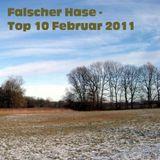 Falscher Hase - Top 10 Februar 2011