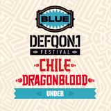 Defqon.1 Chile | DragonBlood | Blue Stage Promo Mix | Under |