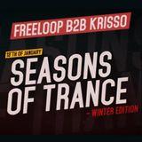 Freeloop B2B KrissO - Live at Seasons of Trance (Winter Edition) Oslo 13-01-2017
