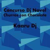 Concurso Dj Novel - Kaaru Dj
