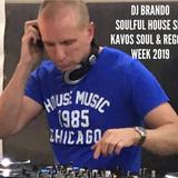DJ Brando Kavos Soul & Reggae Week Soulful House Set 2019