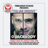 Jack & Joy @ From Disco to Disco (Ibiza White FM 103.7)