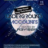 Underground Accounts [Deep House Selection vol.3]