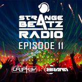 Strange Beatz Radio with Mike Crepkey - Episode 11 - 23/JAN/2014