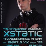 "VIBE FM TrancENDancE ArenA ep.139 Challenger Mix (""The Outside World"") 07.03.2011"
